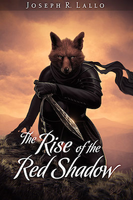 Rise of the Red Shadow cover