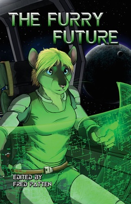The Furry Future cover